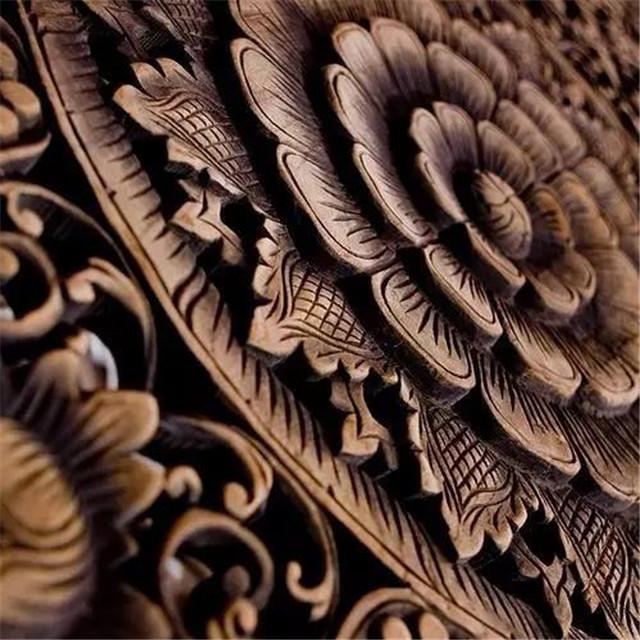 木雕,是艺术,更是技术!