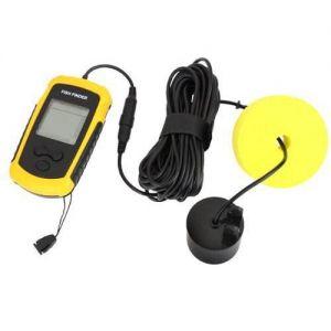 无线声纳探鱼器怎么用?