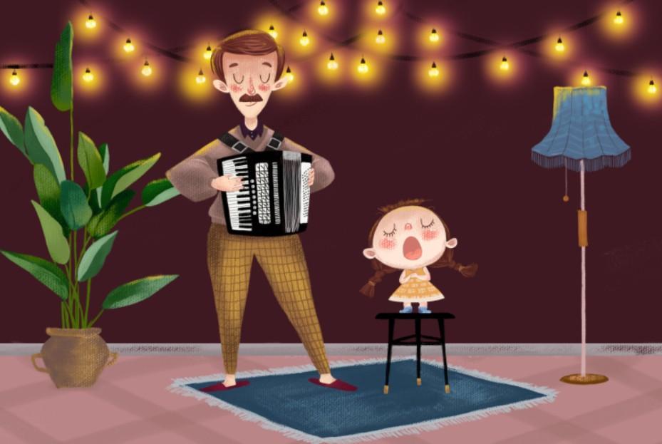 怎么学习手风琴,让自己弹奏出优美的音符